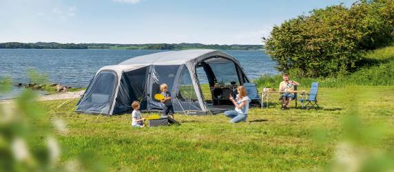 Outwell air tents