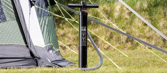 Outwell tent pump