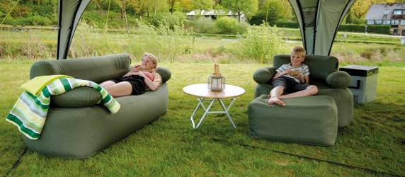 Outwell camping furniture
