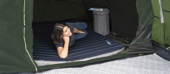 Outwell Self inflating mattresses