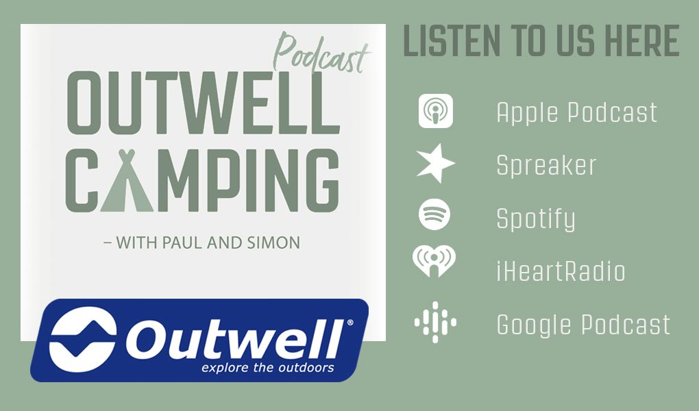 Outwell Camping Podcast
