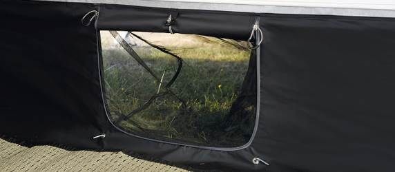 Caravan awning accessories - buy direct from Outwell