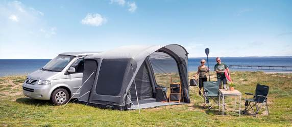 Drive Away Awnings and Motorhome Awnings - Outwell Camper ...