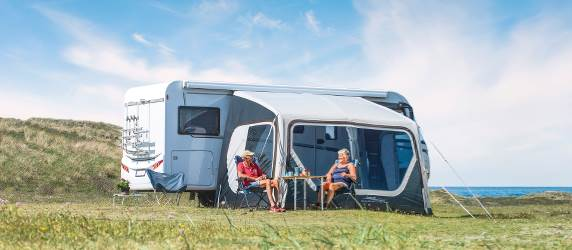 Outwell inflatable motorhome awning, blow up awnings for motorhomes