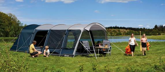 Outwell 6 person family camping tent