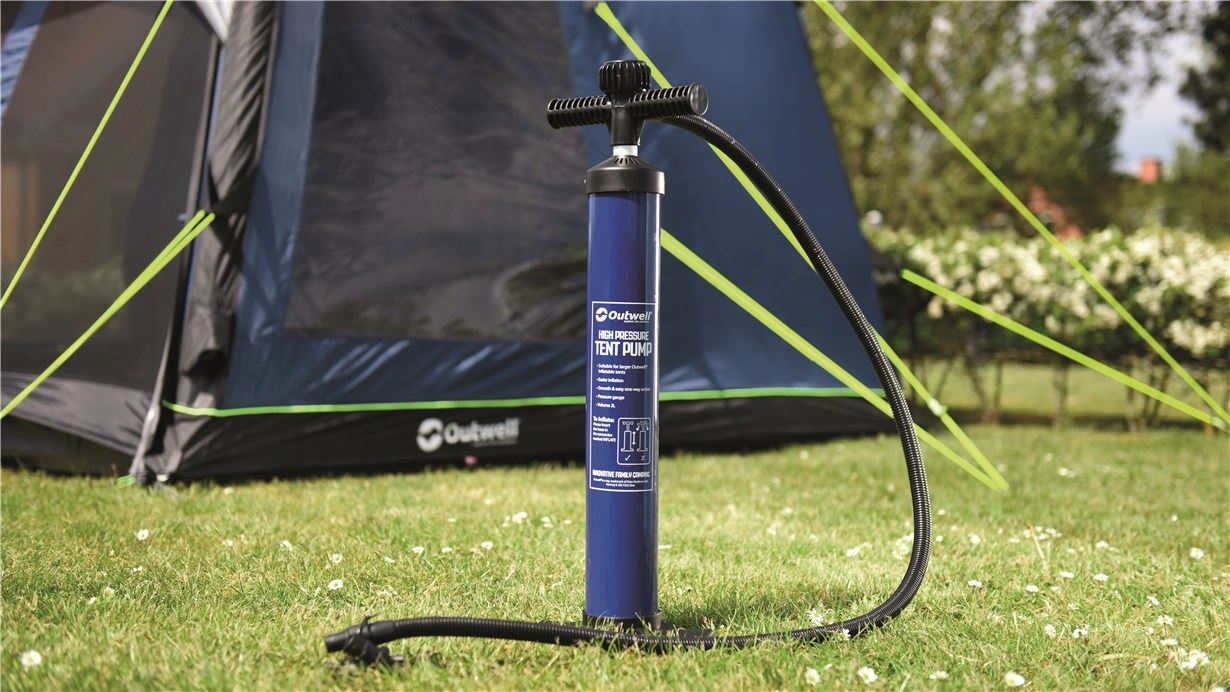 Outwell Milestone Pro Air