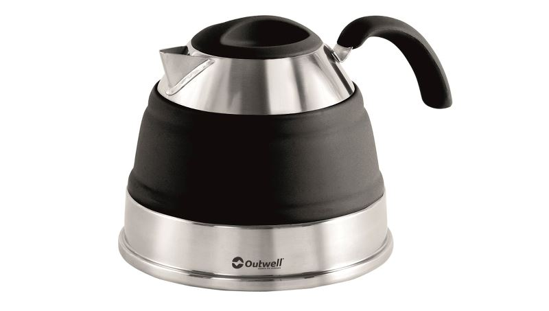 Outwell Collaps Kedel 1,5L Midnight Black