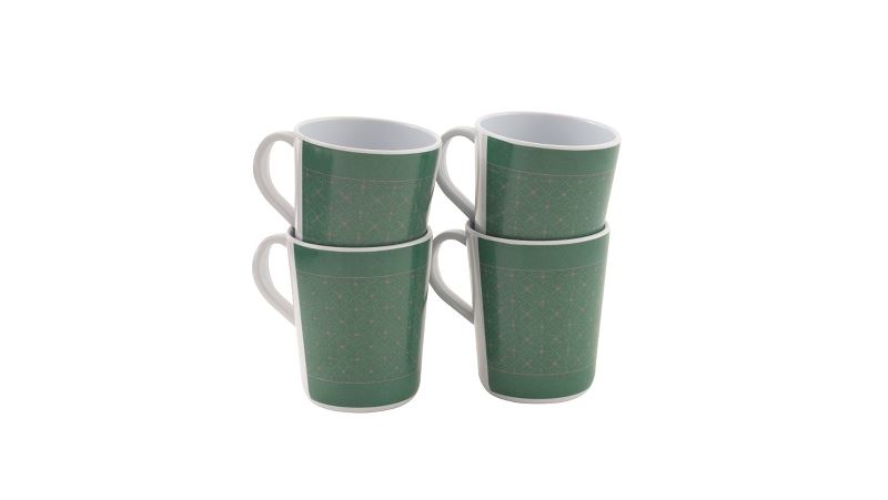 Outwell Mugs Blossom, set Deep Sea