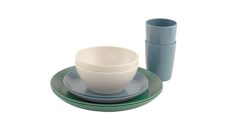 Outwell Daisy Dinner Set 2 Persons