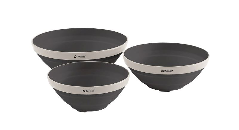 Outwell Collaps Bowl Set Navy Night