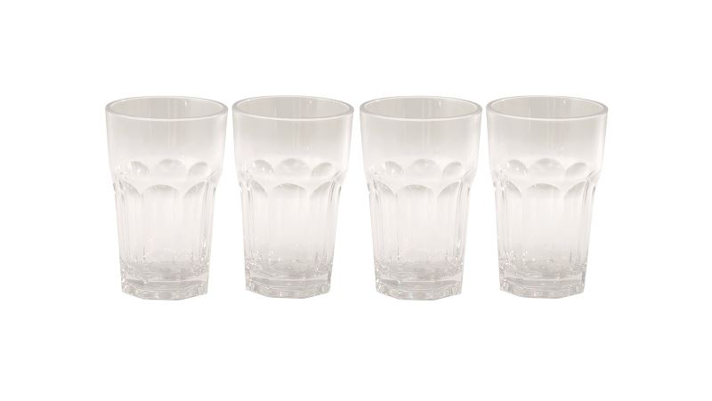 Outwell Orchid Ensemble verres droits