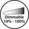 Dimmable10-100%
