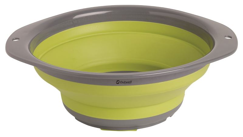 Outwell Collaps Bowl L Lime Green