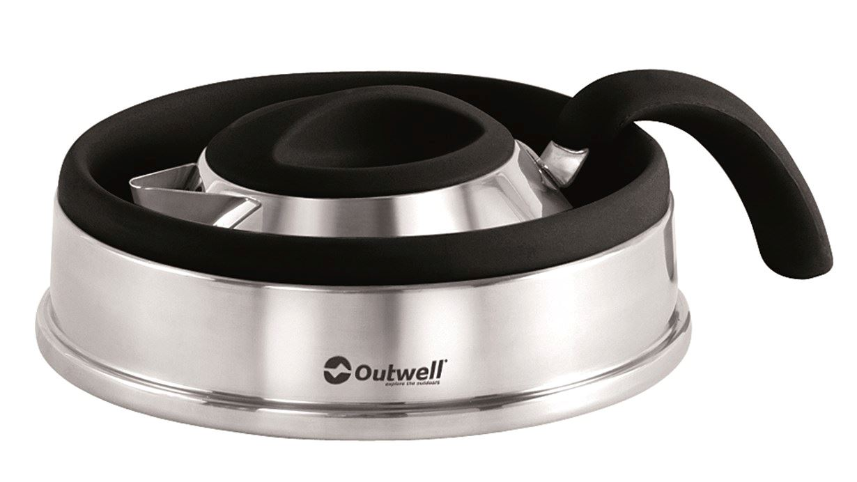 Outwell Collaps Ketel 1,5L Midnight Black