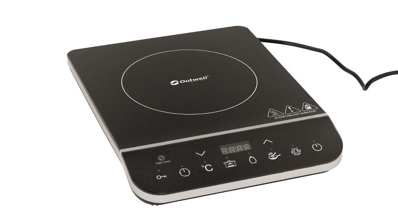 Outwell Grimsby Induction Hob - UK