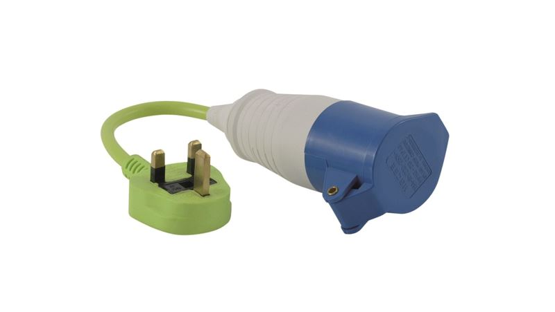 Outwell Conversion Lead Plug - UK