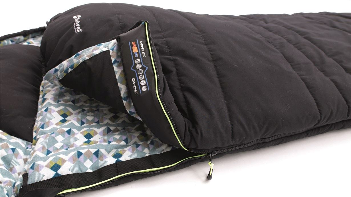 Outwell Camper Lux Double