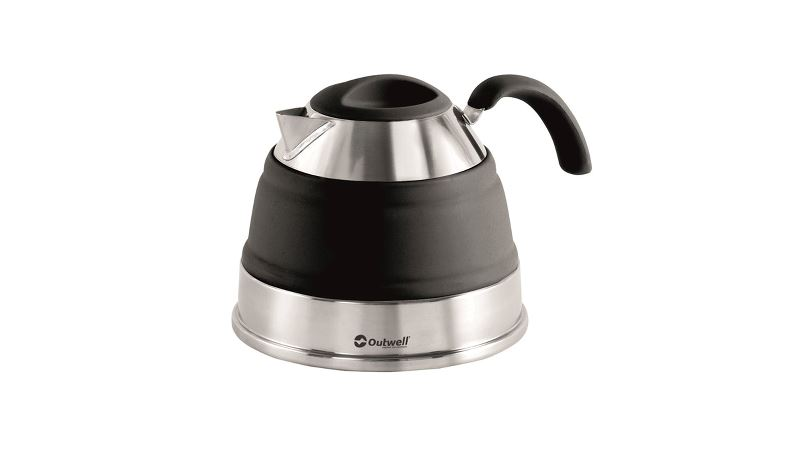 Outwell Collaps Kettle 1.5L Midnight Black