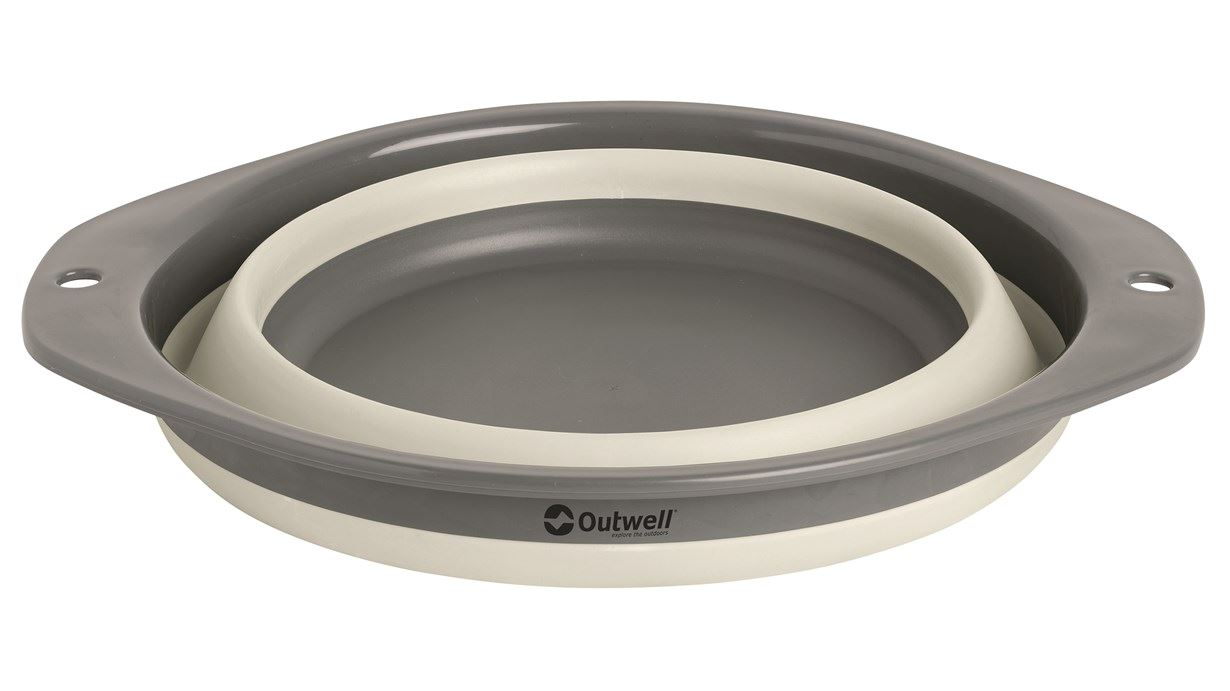 Outwell Collaps Bowl M Cream White