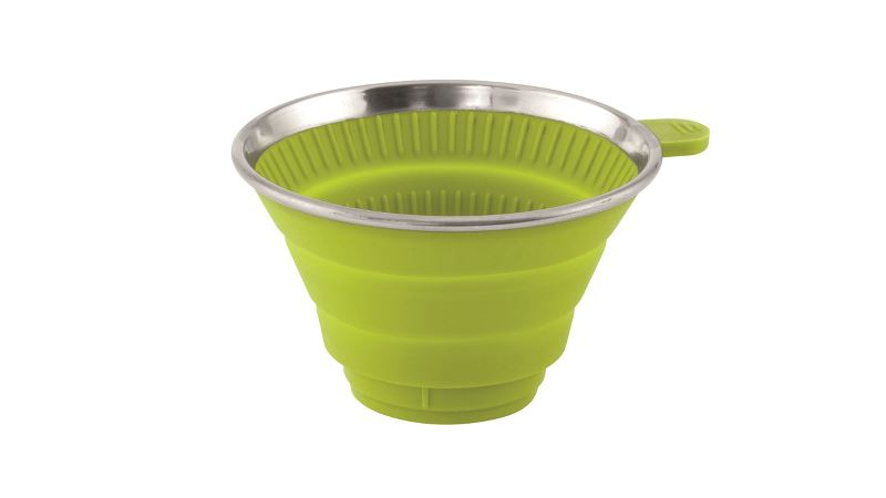 Outwell Collaps Kaffeefilter-Halter Lime Green
