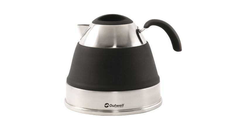 Outwell Collaps Kettle 2.5L Midnight Black