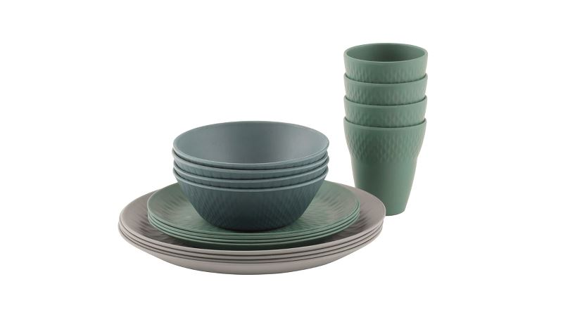 Outwell Lotus 4 Person Dinner Set