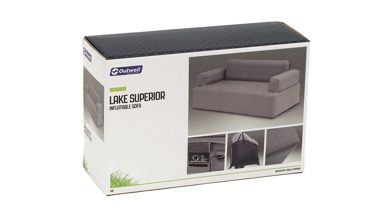 Outwell Lake Superior Inflatable Sofa