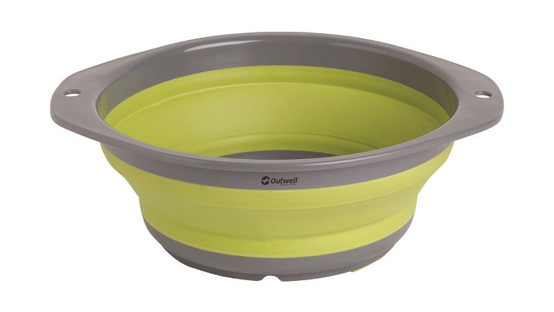 Outwell Collaps Bowl M Lime Green