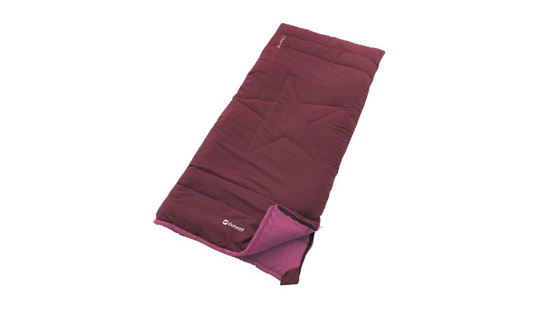 Outwell Champ Kids Deep Red