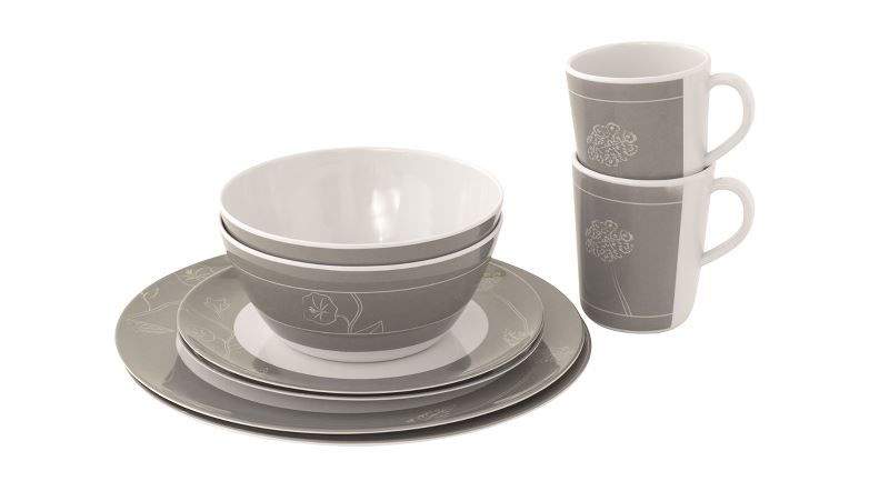 Outwell Dianella 2 Person Dinner Set